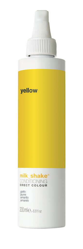 milk_shake direct colour yellow