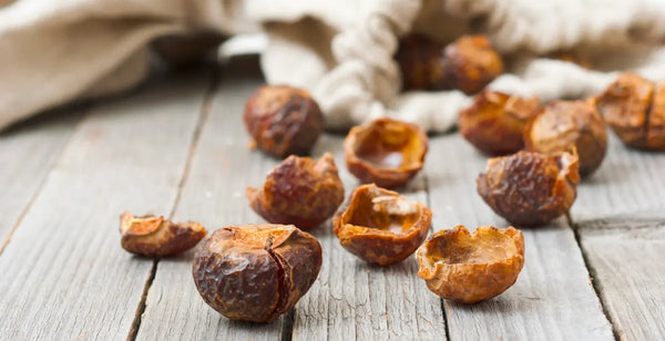 Soap nuts - Eco-friendly, chemical free alternative to laundry detergent