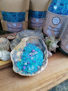 Mermaid Lagoon Foaming Bath Salts