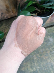 Red Kaolin Clay Face Mask - For Normal to Dry Skin