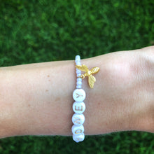 Load image into Gallery viewer, Honey Bee Bracelet