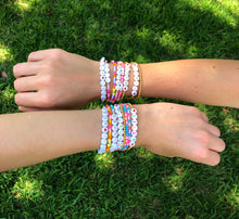 Load image into Gallery viewer, Colorful Accent Bracelets