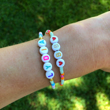 Load image into Gallery viewer, Custom Seed Bead Bracelet