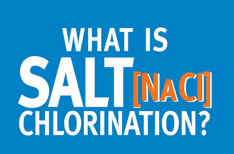 What is a salt chlorinator for a swimming pool? How does a salt chlorinator work? www.poolproductscanada.ca