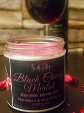 Load image into Gallery viewer, Black Cherry Merlot Candle