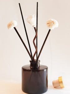 Scents of Utopia Diffuser Set- Black