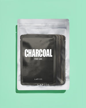 Charcoal Face Mask (5 unidades)