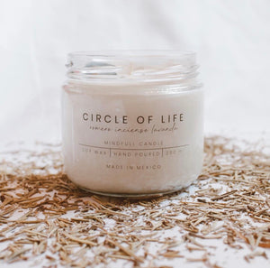 Vela de temporada - Circle of Life 9oz