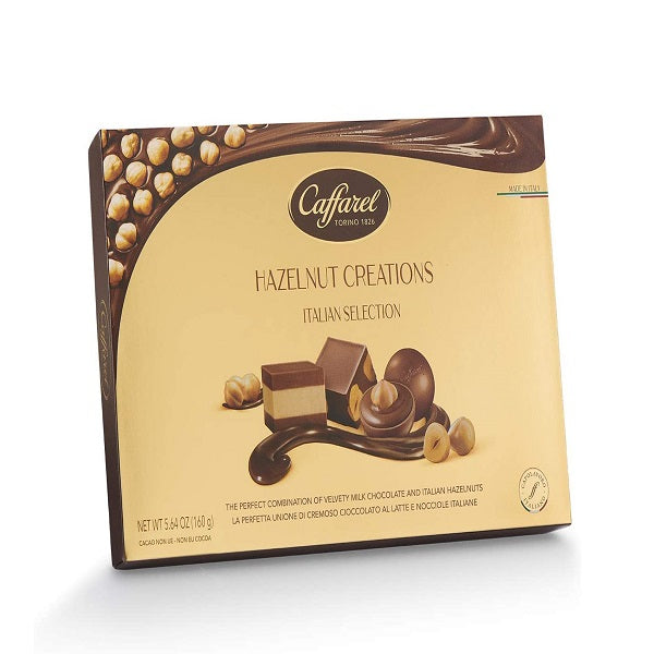 Haselnuss Creations Italian Selection - Al Basha Sweets