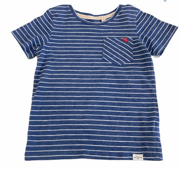 Lee Cooper Striped Tee - Size 4