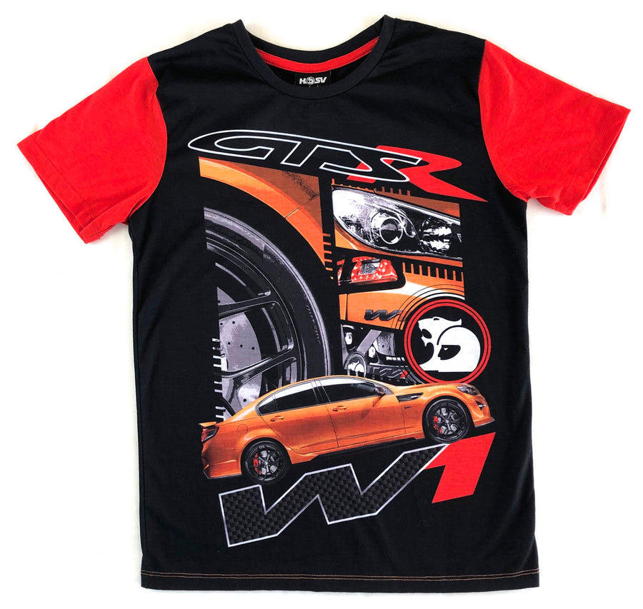 Hosv Holden Graphic Tee - Size 10