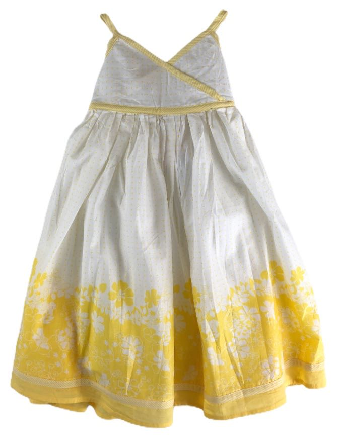 Target Dress w/ Floral Edging - Size 3