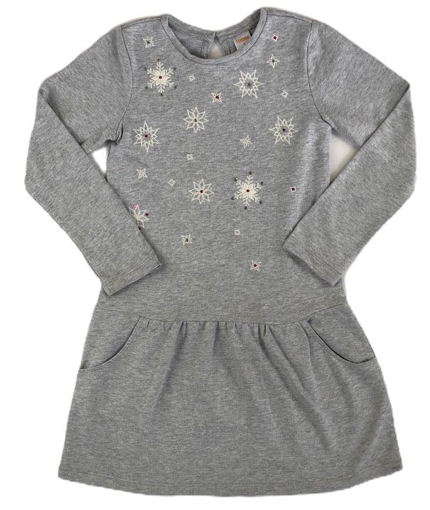 Gymboree Embroided Star Dress - Size 8