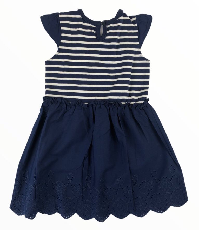 Funky Babe Striped Dress - Size 4