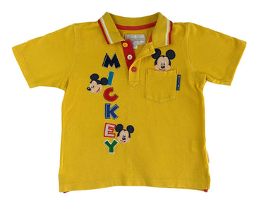 Disney Mickey Mouse Polo - Size 5