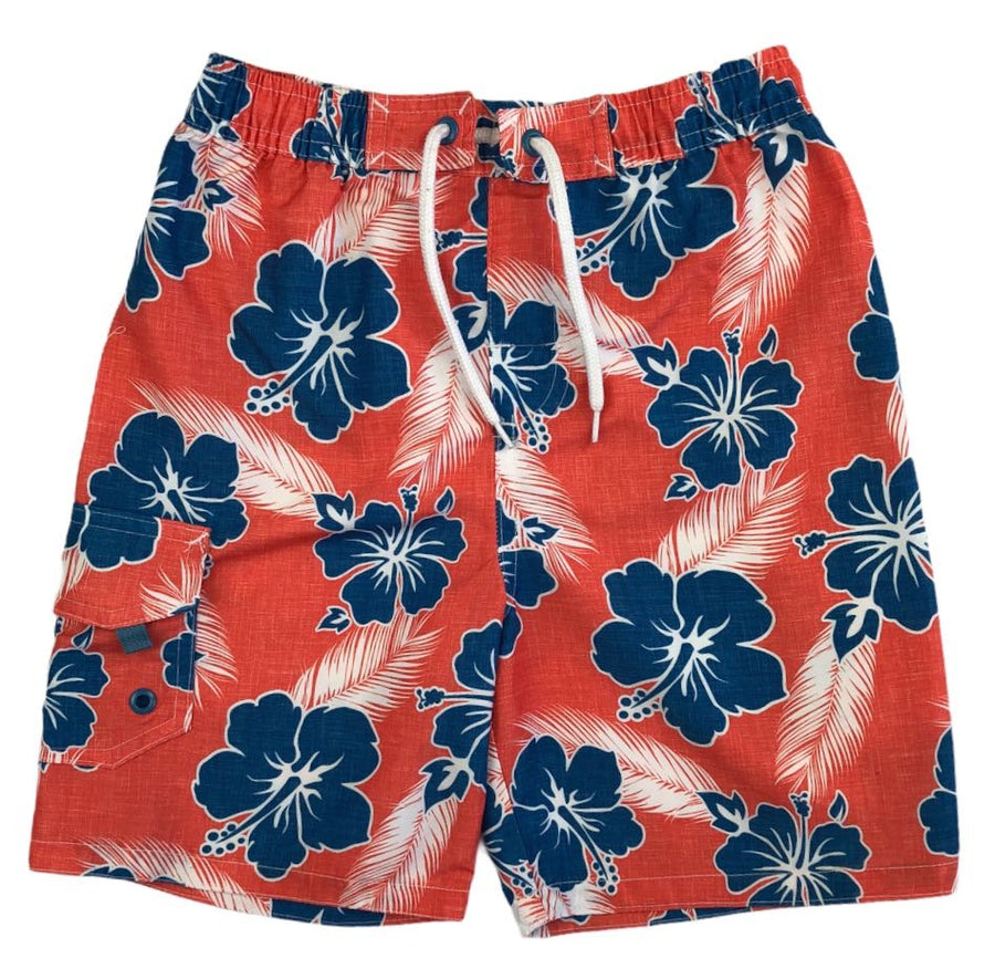 H & T Hawaiian Board Shorts - Size 5