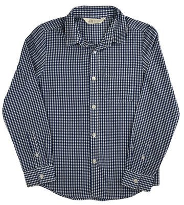 H&M Checkered Shirt - Size 8