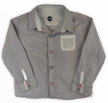 Sudo Patterned Shirt - Size 3