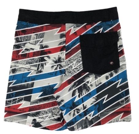 World Industries Graphic Board Shorts - Size 12