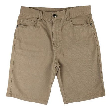 B Collection Beige Shorts - Size 12