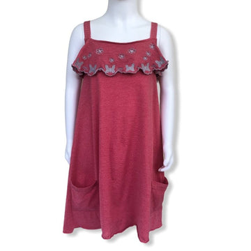 Metalicus Butterfly Dress - Size 6