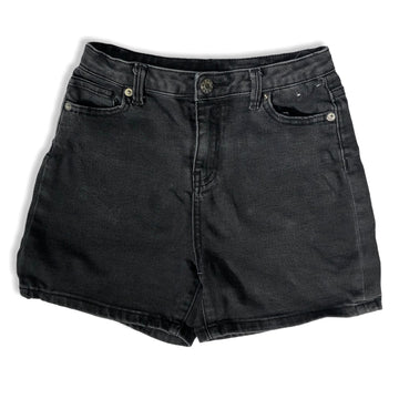 Tilli Black denim shorts