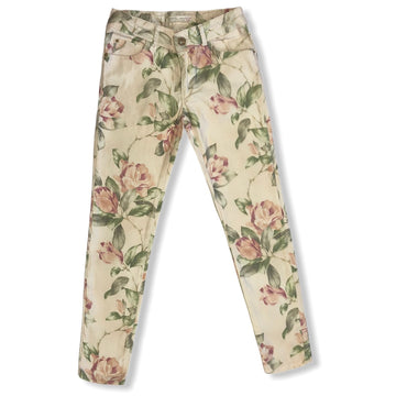 Zara floral trousers - Size 11-12