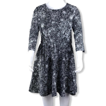Gap Flower pattern dress - Size 8-9