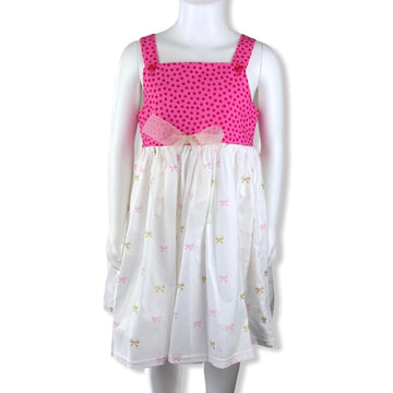 Carolina Kids Dress with bow - Size 5