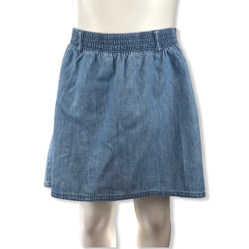 Piping Hot Denim style skirt - Size 7