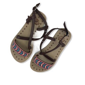 Piping Hot Sandals - Size 13