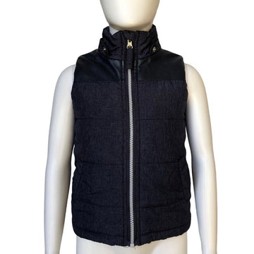 David Jones Vest with hoodie - Size 2-3
