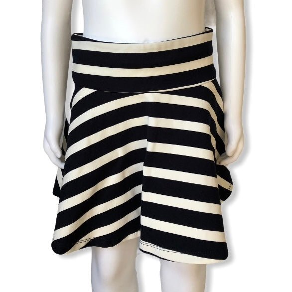 Witchery Striped skirt - Size 7