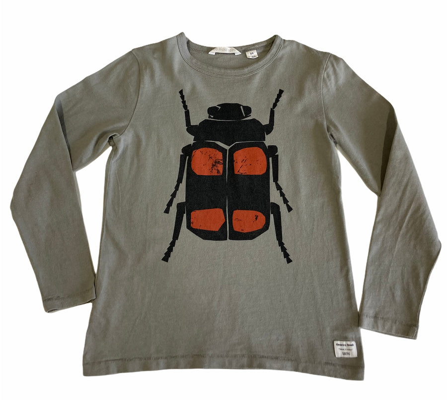Country Road Beetle Tee - Size 6