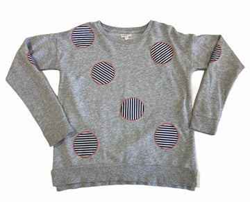 Seed Heritage Grey Jumper - Size 8