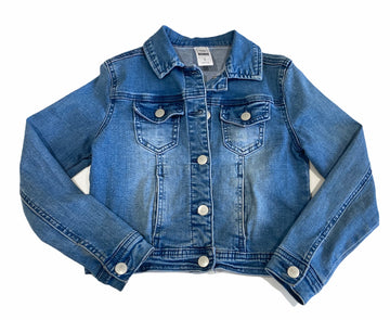 Clothing & Co. Denim Jacket - Size 8
