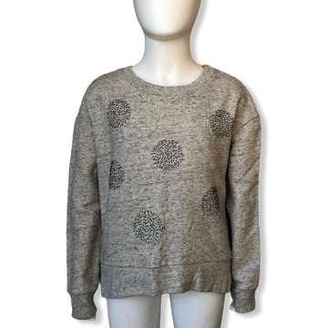 Witchery Sequin spot jumper - Size 8