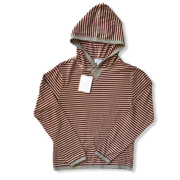 Witchery striped hoodie tee - Size 12