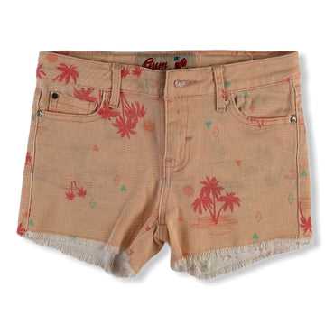 Gumboots Palm Tree Shorts - Size 10