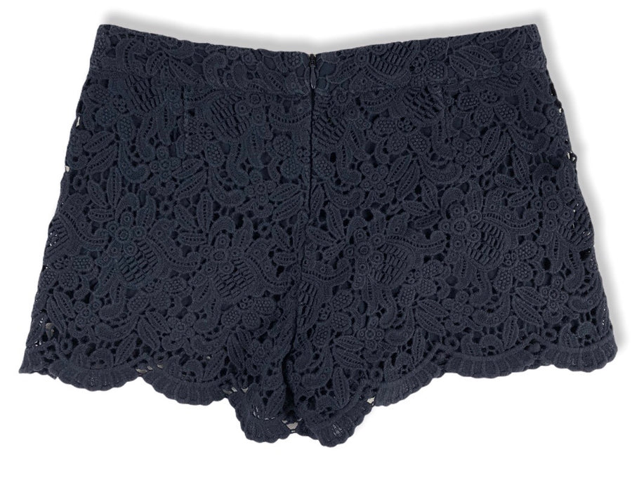 Witchery Lace Shorts - Size 8