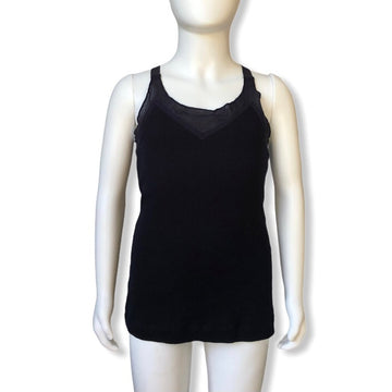 Witchery singlet with crossed back - Size 8