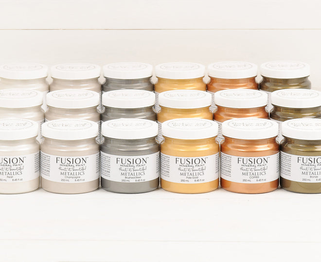 Fusion - Metallics Collection