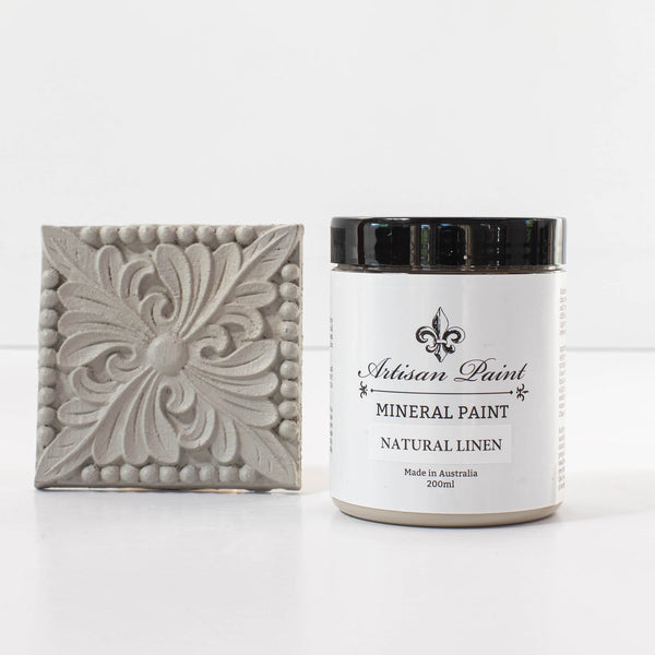 Artisan Mineral Paint - Natural Linen