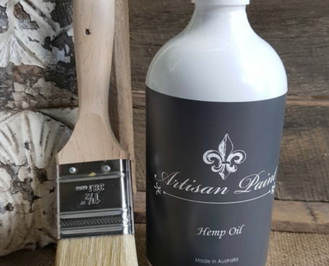 Artisan Hemp Oil (250ml)