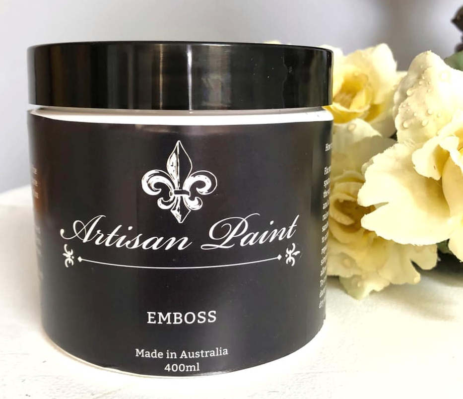 Artisan Embossing Paste (400ml)