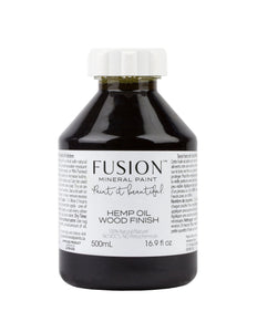 Fusion Hemp Oil Wood Finish (250ml)