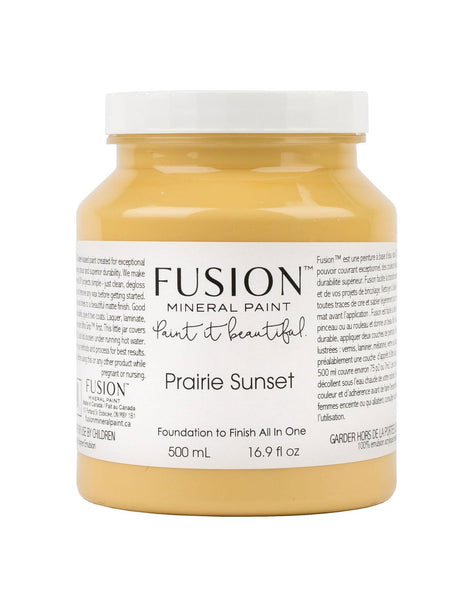Fusion Mineral Paint - Prairie Sunset