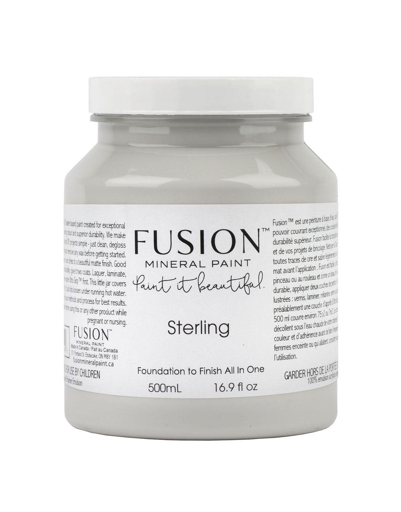 Fusion Mineral Paint - Sterling
