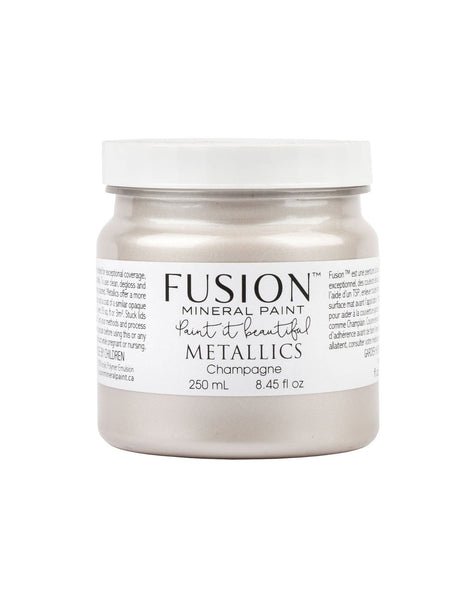 Fusion Mineral Paint - Champagne
