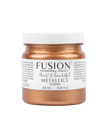 Fusion Mineral Paint - Copper